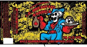 Ironfire Brewing Company Lil Breakfast Barrels