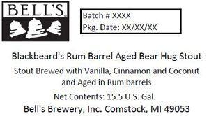 Bell's Blackbeard's Rum Barrel Aged Bear Hug