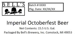 Bell's Imperial Octoberfest