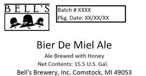 Bell's Biere De Miel