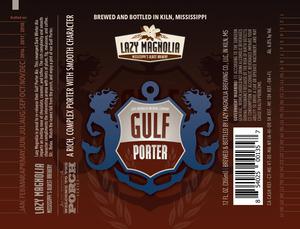 Lazy Magnolia Brewing Company Gulf Porter