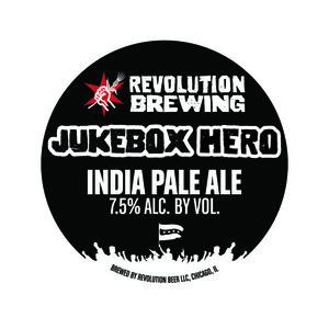 Revolution Brewing Jukebox Hero