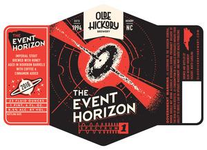 Olde Hickory Brewery L'horizon des événements - Spectre 1