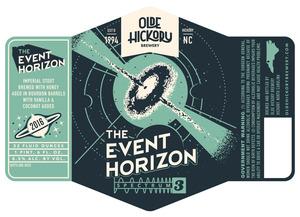 Olde Hickory Brewery L'horizon des événements - Spectre 3