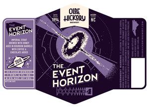 Olde Hickory Brewery l'horizon des événements - spectre 4