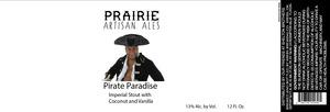 Prairie Artisan Ales Pirate Paradise
