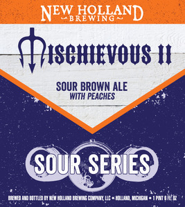 New Holland Brewing Company Mischievous Ii