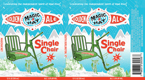Magic Hat Single Chair
