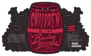 450 North Brewing Co Children Of The Bourbon Barrel