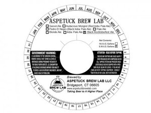 Balck Rocktoberfest Ale