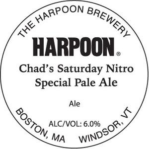 Harpoon Chad's Saturday Nitro Special