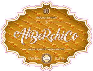 Sesma Brewing Co. Alberchico