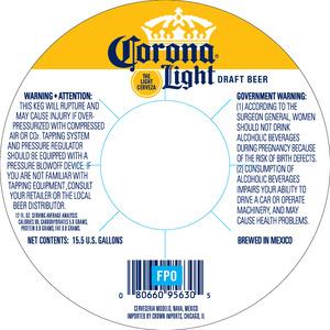 Corona Light Draft