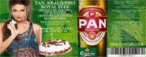 Pan Carlsberg Croatia D.o.o. Pan Kraljevski