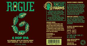 Rogue 6 Hop August 2016
