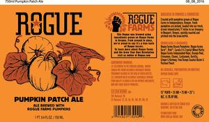 Rogue Pumpkin Patch