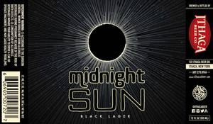Ithaca Beer Company Midnight Sun Black Lager
