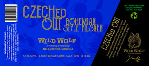Wild Wolf Brewing Company Czeched Out