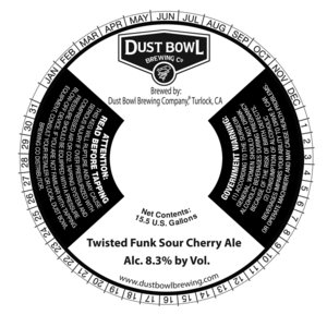Twisted Funk Sour Cherry Ale