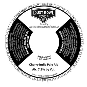 Dust Bowl Brewing Cherry India Pale Ale