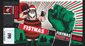 Revolution Brewing Fistmas