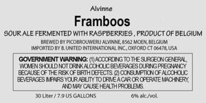 Alvinne Framboos