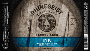 Barrel Aged Ink