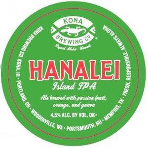 Kona Brewing Co. Hanalei