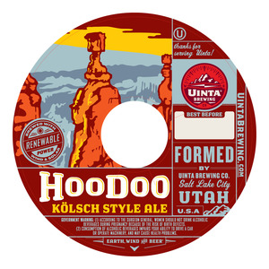 Uinta Brewing Co Hoodoo