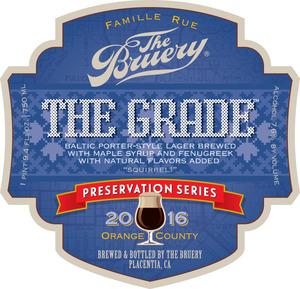 The Bruery The Grade