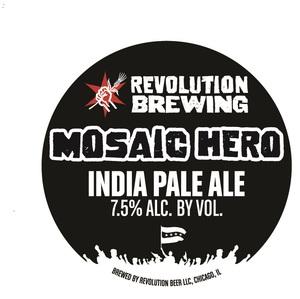 Revolution Brewing Mosaic Hero