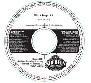 Shebeen Brewing Company Black Hop IPA