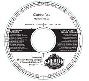 Shebeen Brewing Company Oktoberfest