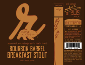 Bourbon Barrel Breakfast Stout