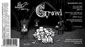 Off Color Brewing Growl
