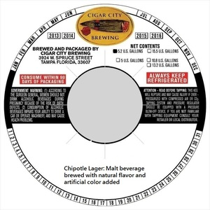 Chipotle Lager