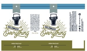 Half Full Celebrate Everything India Pale Ale