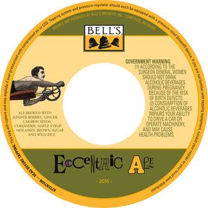 Bell's Eccentric Ale
