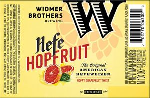 Widmer Brothers Brewing Co. Hefe Hopfruit