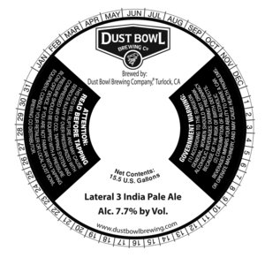 Lateral 3 India Pale Ale