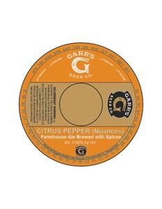 Citrus Pepper (nuances)