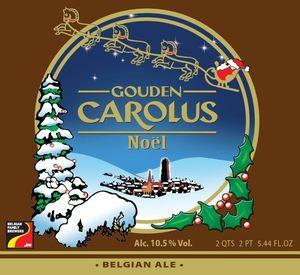 Gouden Carolus Noel