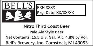 Bell's Nitro Third Coast Beer