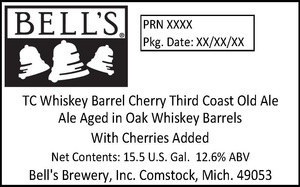 Bell's Tc Whiskey Barrel Cherry Third Coast Old
