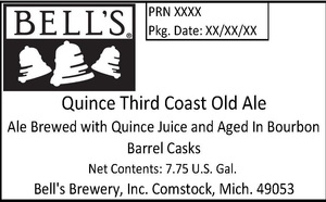 Bell's Quince Third Coast Old Ale