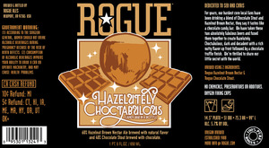 Rogue Hazelutely Choctabulous