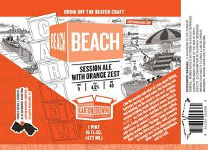 Carton Brewing Co. Beach