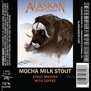 Alaskan Mocha Milk Stout