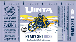 Uinta Ready Set Gose