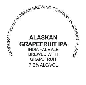 Alaskan Smack Of Grapefruit IPA